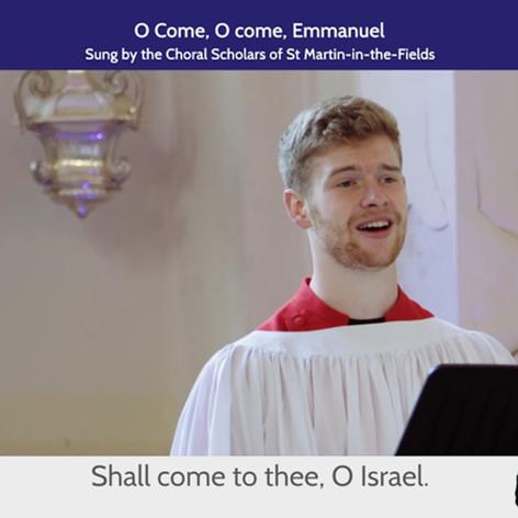 Carols - O Come, O come Emmanuel