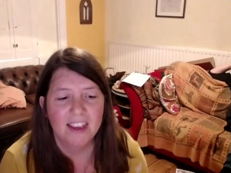 Trust in God - talk from Anna Parsons
