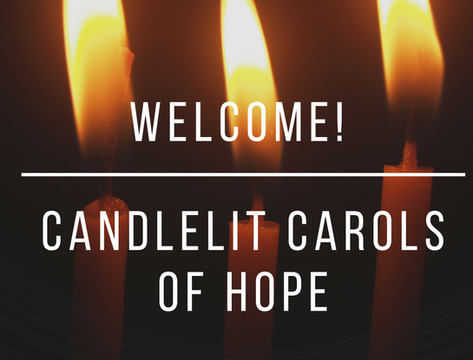 Candlelit Carols Talk and Prayer