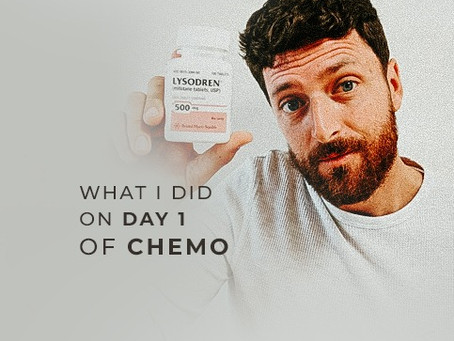 What what I did on Day 1 of my chemotherapy matters to this day