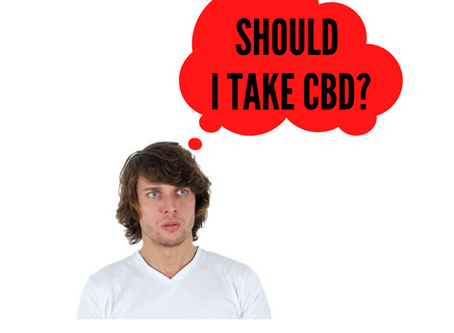 Should you start taking CBD as a patient?