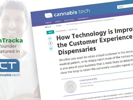 OnTracka Founder featured in Cannabis Tech