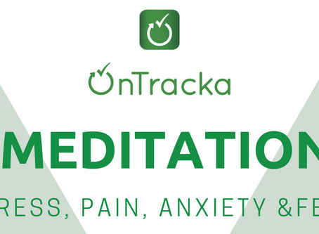 Free Meditation for stress, pain & coping