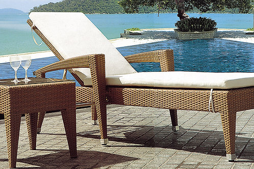 Chaise Lounge Set 2-piece