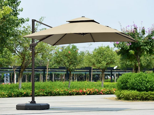 High Quality Patio Umbrella 10x10 Beige