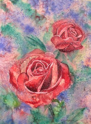 Red Rain Roses_1