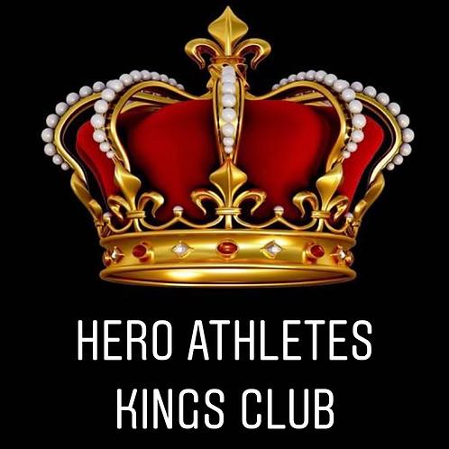 Kings Club Membership card