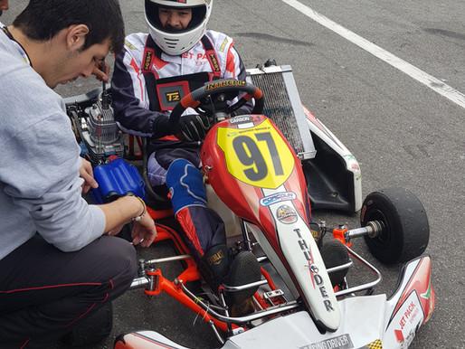 Motorbull presente na Copa Aldeia - kartódromo - SP