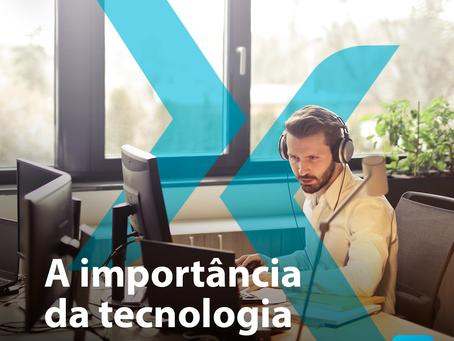 A Importância da tecnologia nas empresas.