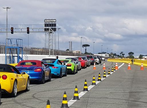 Motorbull na Supercars Club - Autódromo de Curitiba