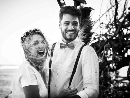 """Un mariage éco-responsable en Guadeloupe : Shooting d'inspiration """"Bois & Terracotta"""""""