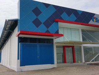 PANGRAFIK's east java office and service center
