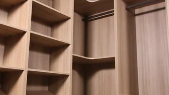 Closet Installation Instruction