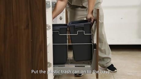 BTC18 Garbage Bin Assembly Instruction
