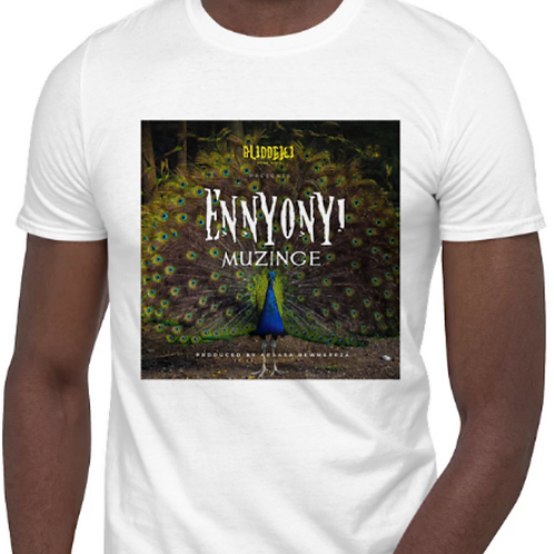 Aliddeki Brian ENNYONYI MUZINGE t shirt