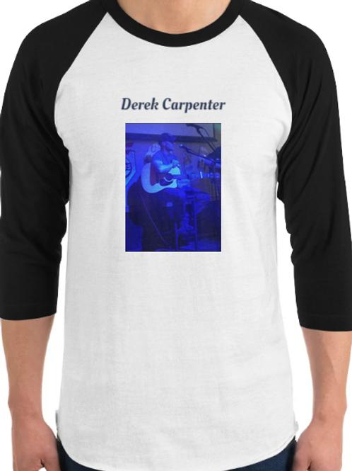 Special Edition Derek Carpenter 3/4 length rock shirt.