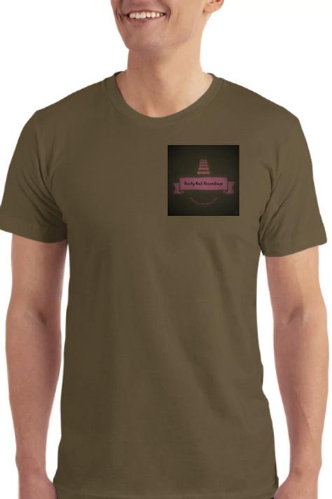 Rusty Rail Recordings 2021 AA Army T Shirt