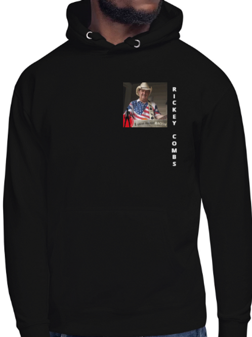 Rickey Combs Special Edition I Stand Against Racism Hoodie