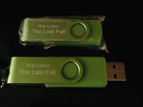 The Last Fall USB 2.0 Album