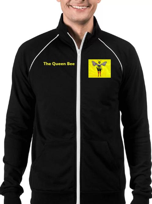 Debbie, The Queen Bee Soft Fleece Jacket