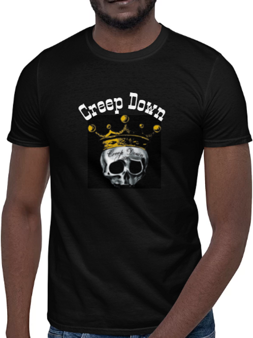 Creep Down t shirts
