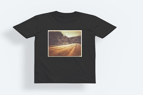 Bradley Scott Manning Hellbilly Highway album t shirt