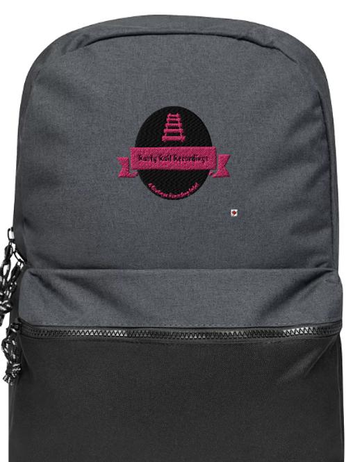 Rusty Rail Recordings Backpack Champion Brand