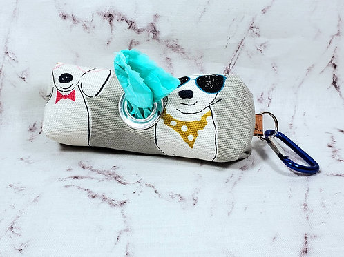 Pupp Poo Dispenser with One Bag