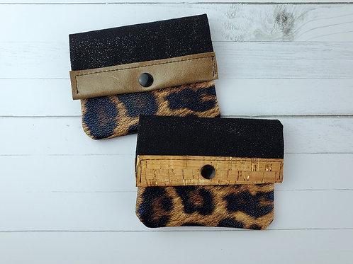 Cheetah Mini Wallets