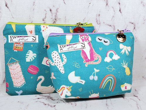 Best of Summer Mini Pouch