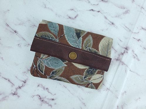 Falling Leaves Mini Wallet