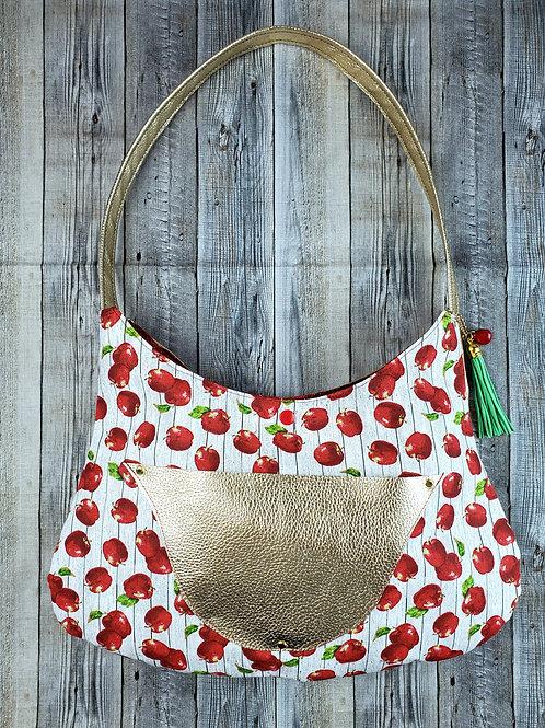 Apple Harvest Hobo Bag