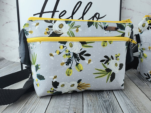 Bees in Summer Fanny Pack