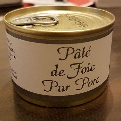 Pâté de Foie Pur Porc