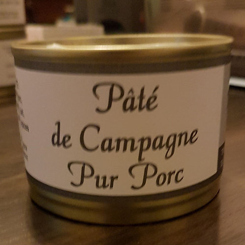 Pâté de Campagne Pur Porc