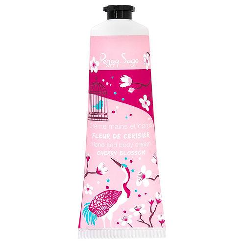Crème mains et corps - fleur de cerisier