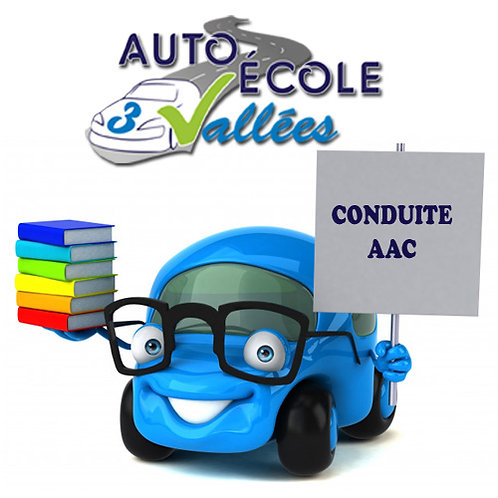Formation : Conduite AAC