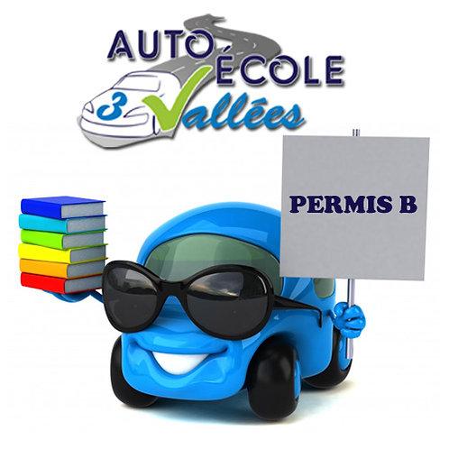 Formation : Permis B