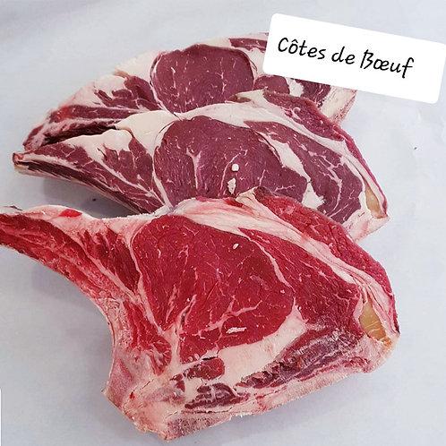 Côtes de Boeuf de la Région