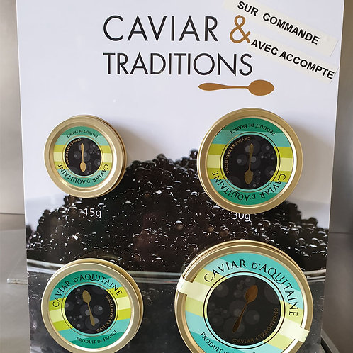 Caviar Tradition