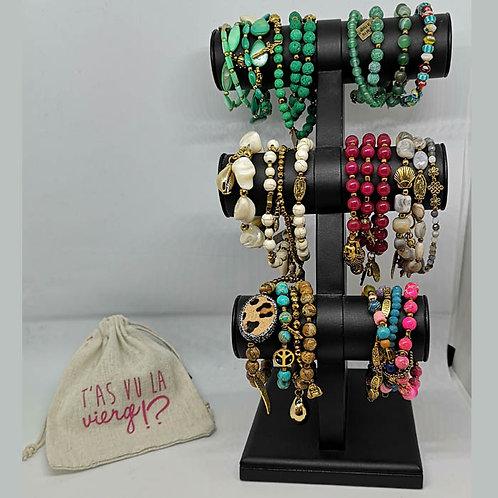 Bracelets et Wrap