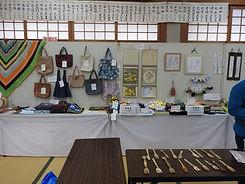 ⑩展示とクラフト.JPG