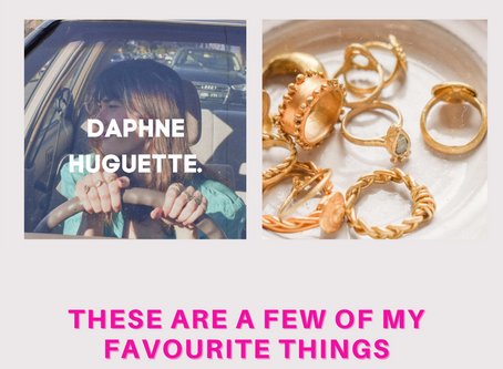 DAPHNE HUGUETTE - Handmade, made to order rings and necklaces