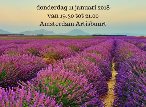 Gratis olie workshop - donderdag 11 januari 2018