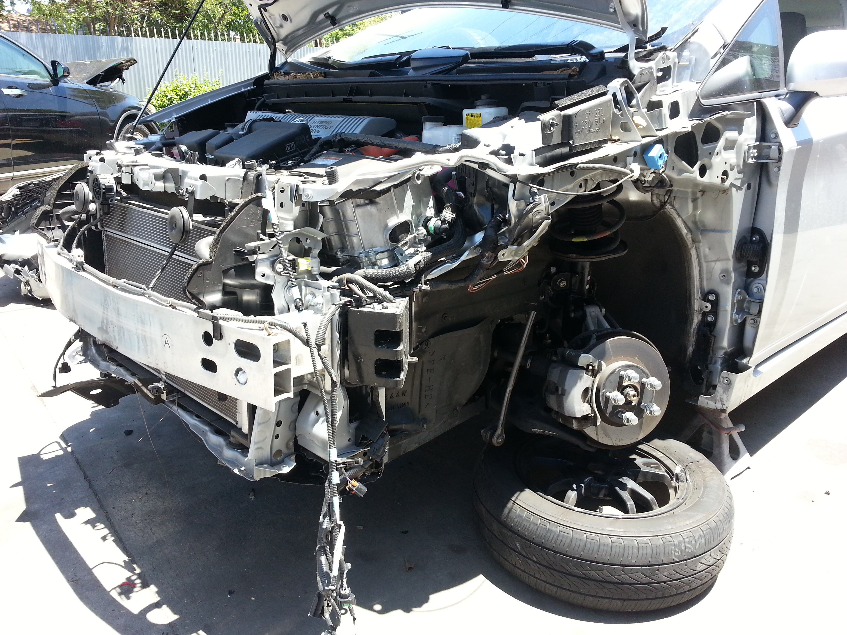 Prius Auto body