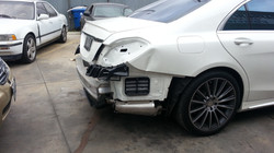 New Mercedes Benz Repair