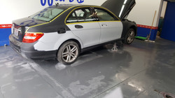 Mercedes Auto body and Paint