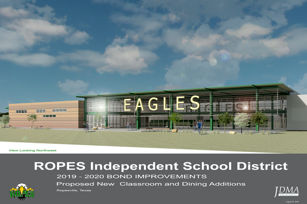 Cafeteria Exterior view from east 2019_e