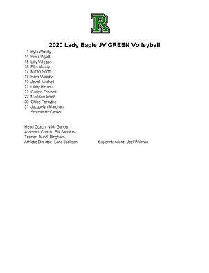 2020 Lady Eagle JV GREEN Volleyball.jpg