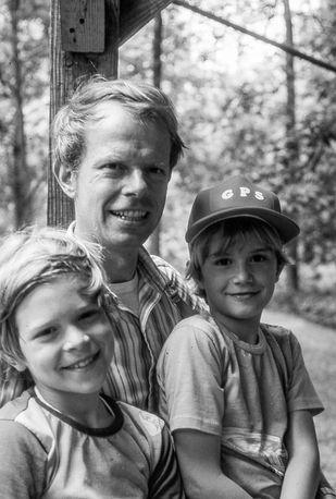 Gerrit, Paul, and Gerard, 1978